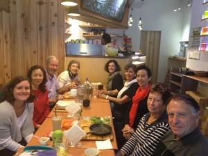 déjeuner à Luzhou